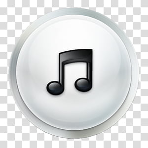 OS X dock icons, iTunes, music icon PNG