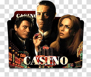 Robert De Niro Movies Folder Icon , Casino_256x256 PNG clipart
