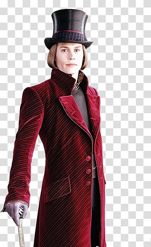 Willy Wonka PNG clipart