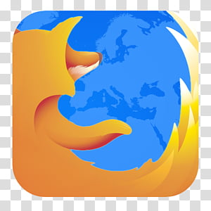 OS X dock icons, Firefox, Firefox browser icon PNG