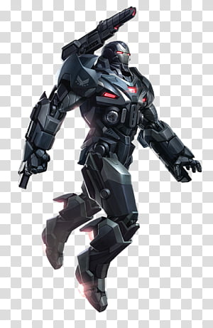 Avengers Endgame War Machine PNG