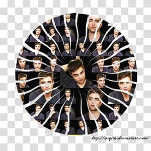 Circulo Robert Pattinson PNG clipart