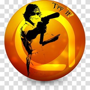 Avast Joker Dock Icon PNG clipart