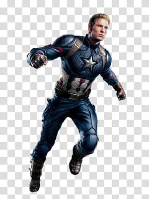 Avengers Endgame Captain America PNG clipart
