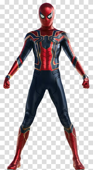 Spiderman Avengers Infinity War PNG