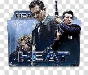Robert De Niro Movies Folder Icon , Heat_256x256 PNG clipart