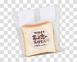 bread pack PNG