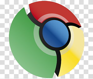 dock icons, Google Chrome logo PNG