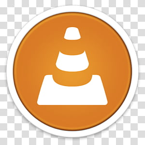 ORB OS X Icon, VLC logo PNG clipart