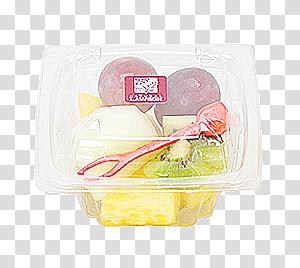 vegetable salad pack PNG clipart