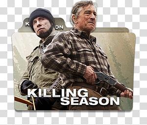 Robert De Niro Movies Folder Icon , Killing Season_256x256 PNG clipart