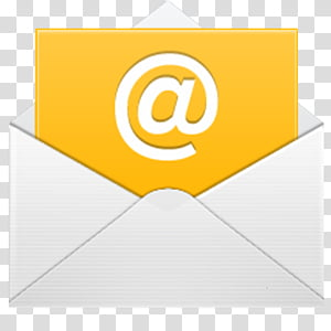 OS X dock icons, Mail, email icon PNG