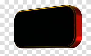 rectangular black electronic device PNG clipart