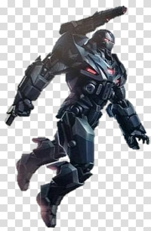 Avengers Endgame War Machine 1 PNG clipart