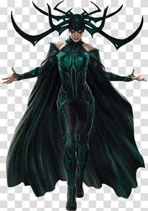 Hela Thor Ragnarok, Marvel Hela illustration PNG clipart