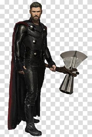 Avengers Endgame Infinity War Thor 1, Thor illustration PNG clipart