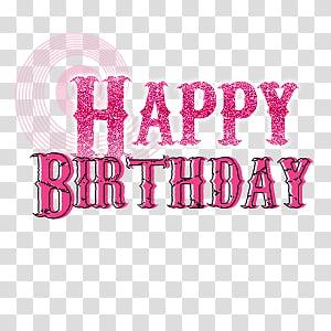 birthday, Happy Birthday PNG clipart