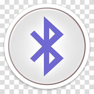ORB OS X Icon, Bluetooth icon PNG