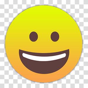 Emojis Smileys, laechend1 icon PNG clipart