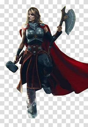Jane Foster THOR PNG clipart