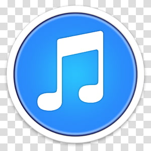 ORB OS X Icon, music player icon PNG