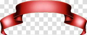 Object Ribbons, red ribbon PNG clipart