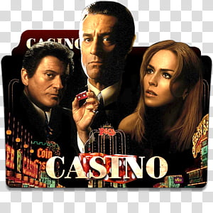 Robert De Niro Movies Folder Icon , Casino PNG clipart