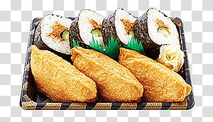 pack of sushi PNG