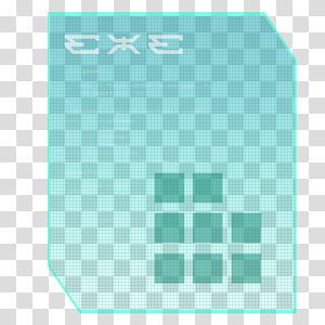 D3fc0n, EXE icon PNG clipart