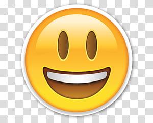 smiling emoji PNG