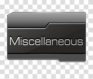 MX Icons DARKFOLD, Miscellaneous, Miscellaneous folder icon PNG