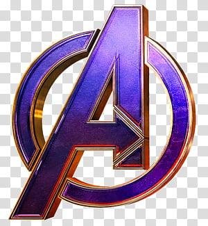 Avengers: Endgame (2019) Avengers logo ., Avengers logo PNG clipart