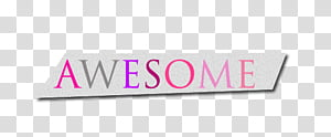 Texts s, awesome text PNG clipart