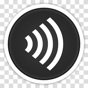 ORB OS X Icon, wifi PNG