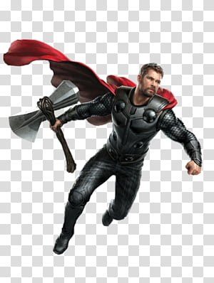 Avengers Endgame Thor, Thor PNG clipart