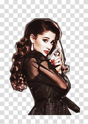 Ariana Grande Giuli Edittions PNG clipart